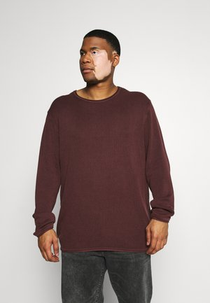 JJROLL CREW NECK  - Jumper - port royale