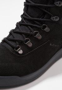 Lowa - KAZAN II GTX MID - Winter boots - schwarz - 5