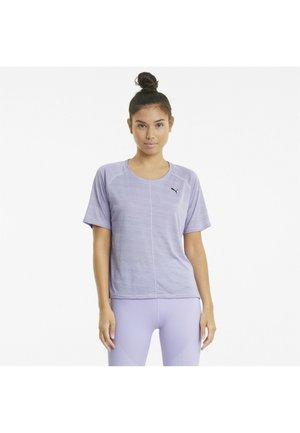 STUDIO GRAPHENE  - Sports shirt - light lavender