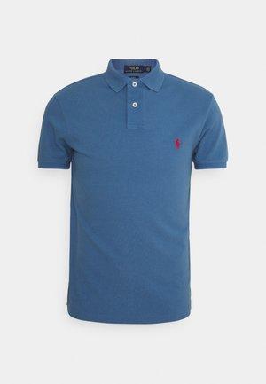 SLIM FIT - Polo - delta blue
