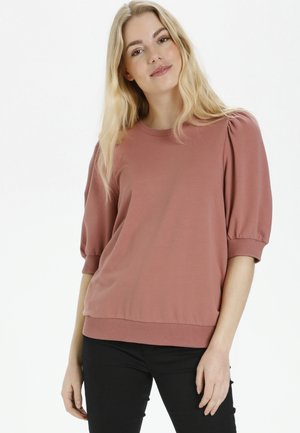 CUMONTY  - Sweatshirt - ash rose