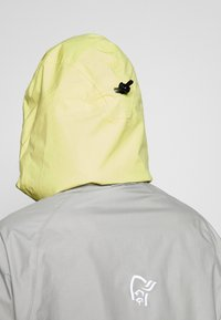 Norrøna - BITIHORN DRI1 JACKET - Hardshell jacket - sunny lime - 5