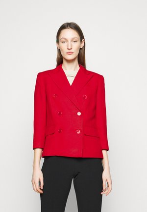 Blazer - orient red