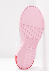 Puma - CALI - Baskets basses - white/pale pink - 6