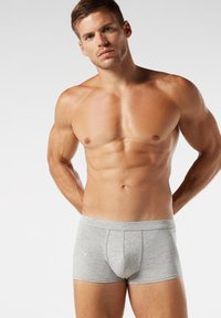 Intimissimi - SUPIMA - Pants - grigio melange - 1