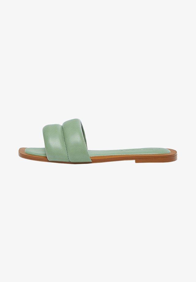 Sandalen - turquoise