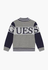 Guess - BABY - Kardigan - blue/grey - 1