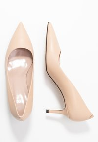 HUGO - INES - Tacones - light beige - 3