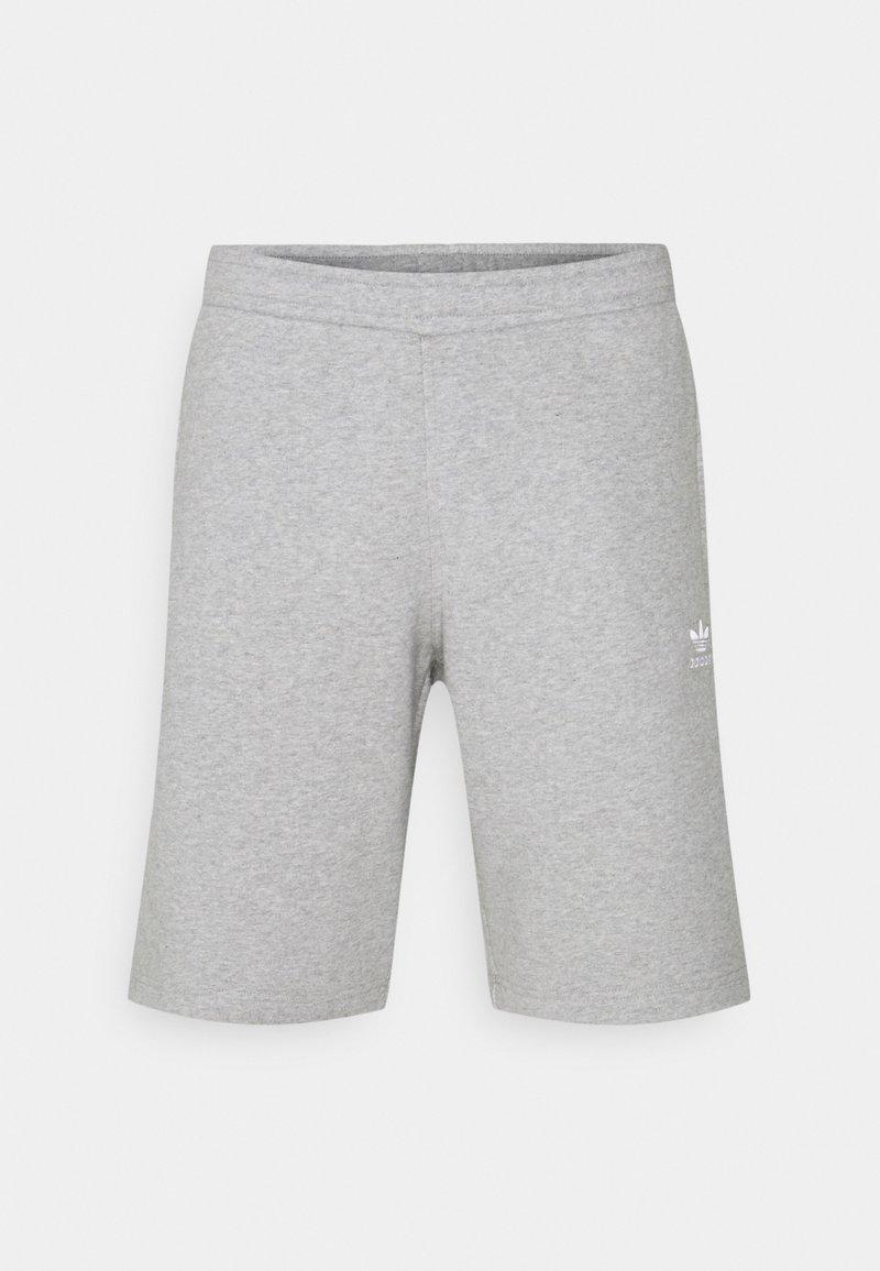 adidas Originals - ESSENTIAL - Shorts - medium grey heather