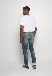 G-Star - 3301 SLIM C - Slim fit jeans - blue denim - 2