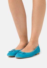 San Marina - LYZA - Ballet pumps - bleu - 0