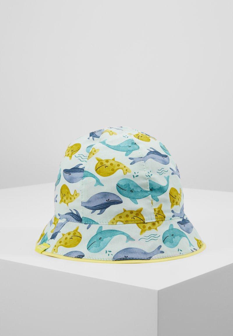 Maximo - MINI BOY FLAPPER - Hat - aqua/blau