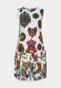 Versace Jeans Couture - DRESS - Cocktail dress / Party dress - white - 5