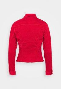 s.Oliver - Denim jacket - true red - 1
