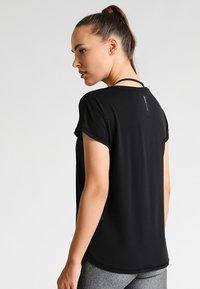 ONLY Play - ONPAUBREE - Sports shirt - black - 2
