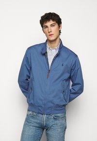 Polo Ralph Lauren - COTTON TWILL JACKET - Summer jacket - french blue - 0