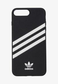 adidas Originals - ADIDAS OR MOULDED CASE SAMBA - Obal na telefon - black / white - 1