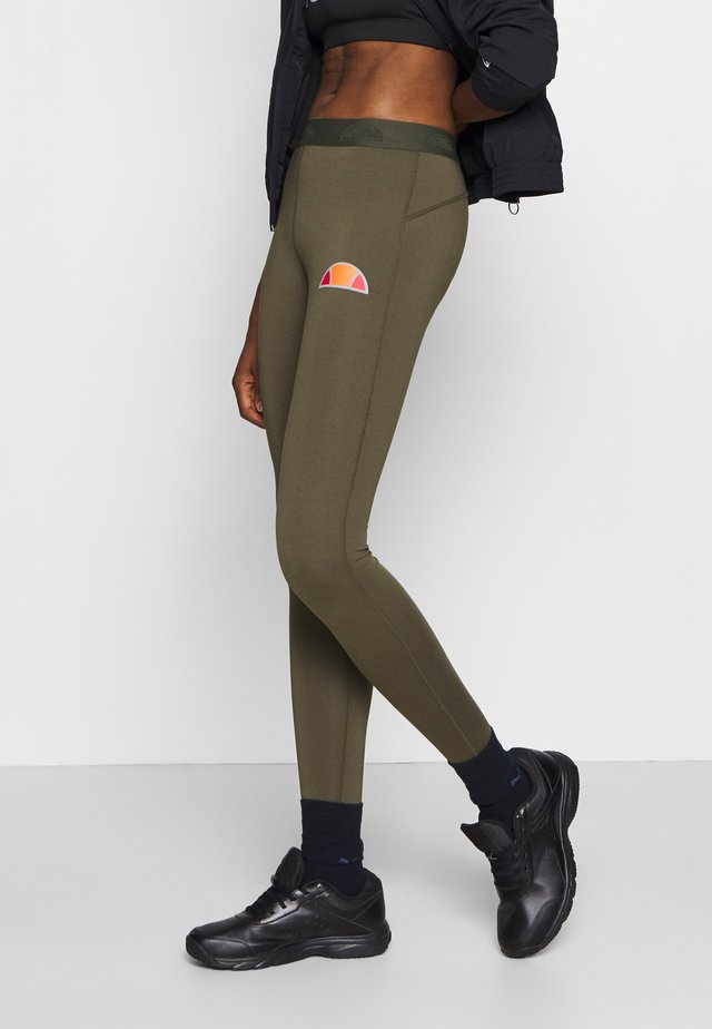 ALMIATA - Leggings - khaki