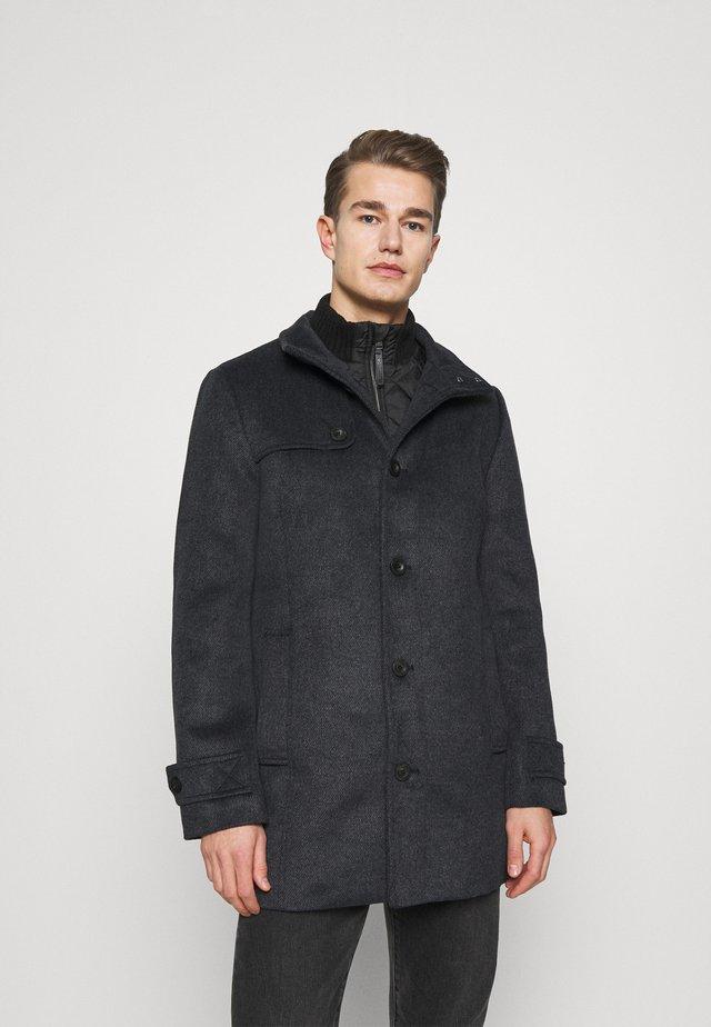 COAT - Short coat - blue