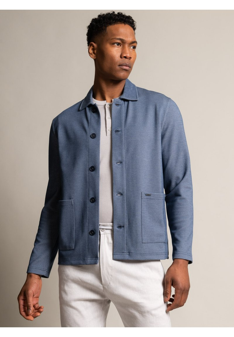 Cinque - Summer jacket - hellblau