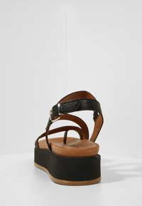 Inuovo - Platform sandals - black blk - 7