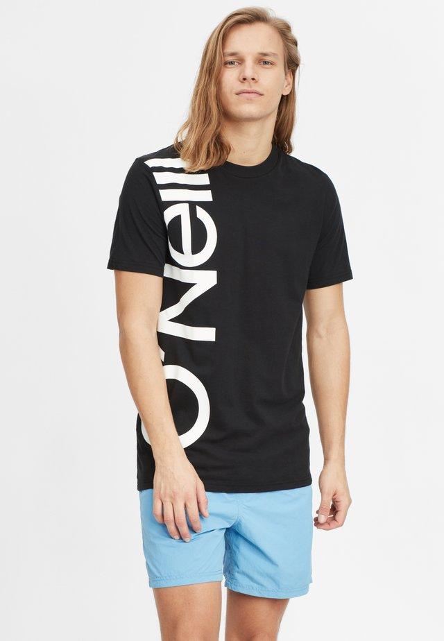 O'NEILL  - T-shirt print - black out