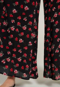 Tezenis - Pantaloni - nero st.red pinks - 2