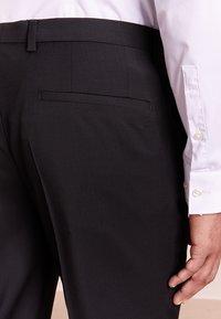HUGO - HARTLEYS - Pantalón de traje - black - 4