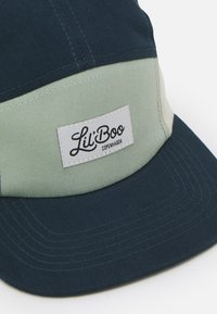 Lil'Boo - BLOCK - Cap - stone green/sand/navy - 3