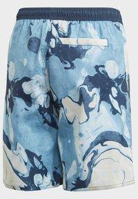 adidas Performance - WAVEBEAT - Swimming shorts - blue - 6