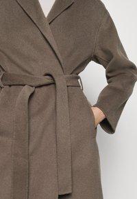 Filippa K - ALEXA COAT - Classic coat - dark taupe - 3