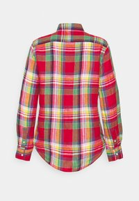 Polo Ralph Lauren - PLAID - Button-down blouse - red/pink - 6