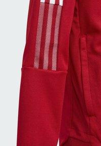 adidas Performance - IRO 21 TRACK TOP - Training jacket - red - 4