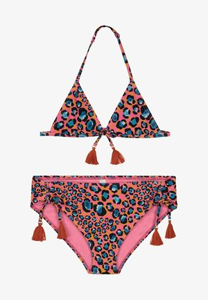 SET - Bikini - azalea pink