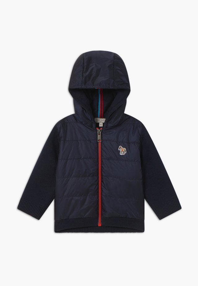 BUBULLE - Winter jacket - navy
