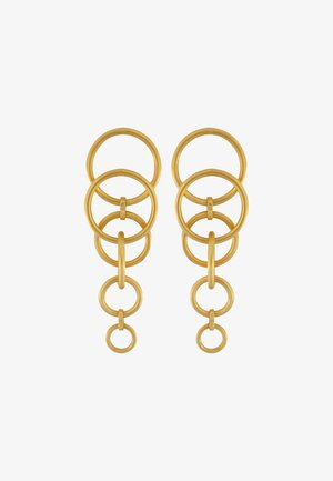 TABITHA MULTI - Earrings - gold plating