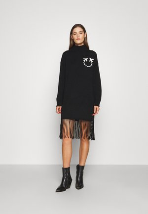 CRIOGENIA DRESS - Jumper dress - black