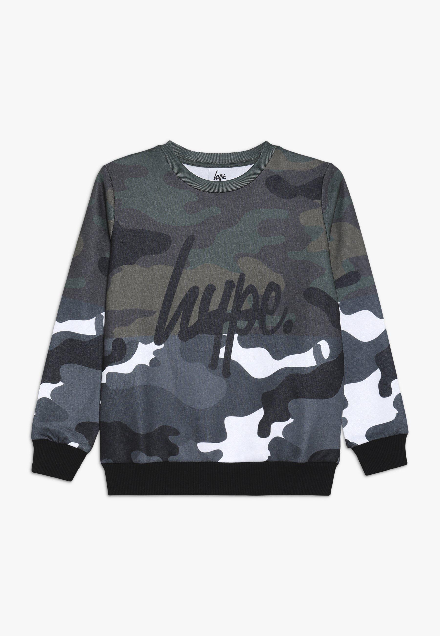 Große Förderung Hype KIDS CREW NECK - Sweatshirt - multi coloured | Damenbekleidung 2020