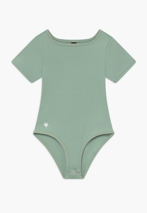 GIRLS BALLET LEOTARD - Danspakje - sage green