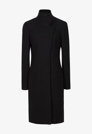 MARCIE - Classic coat - black
