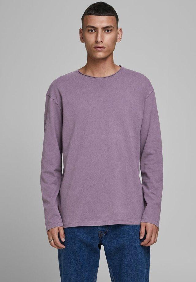 Camiseta de manga larga - moonscape