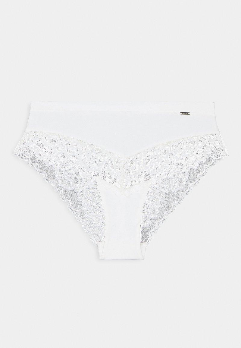 Lindex - COLIN BRAZILIAN - Slip - light white