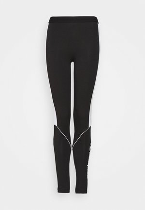 LEGGINGS LEGACY - Collants - black/white
