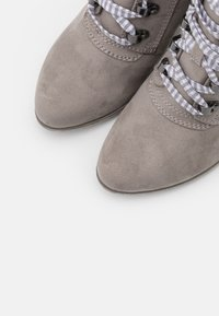 s.Oliver - Ankle boots - grey - 5