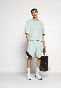 Martin Asbjørn - RIPLEY - T-shirt basic - mint - 1