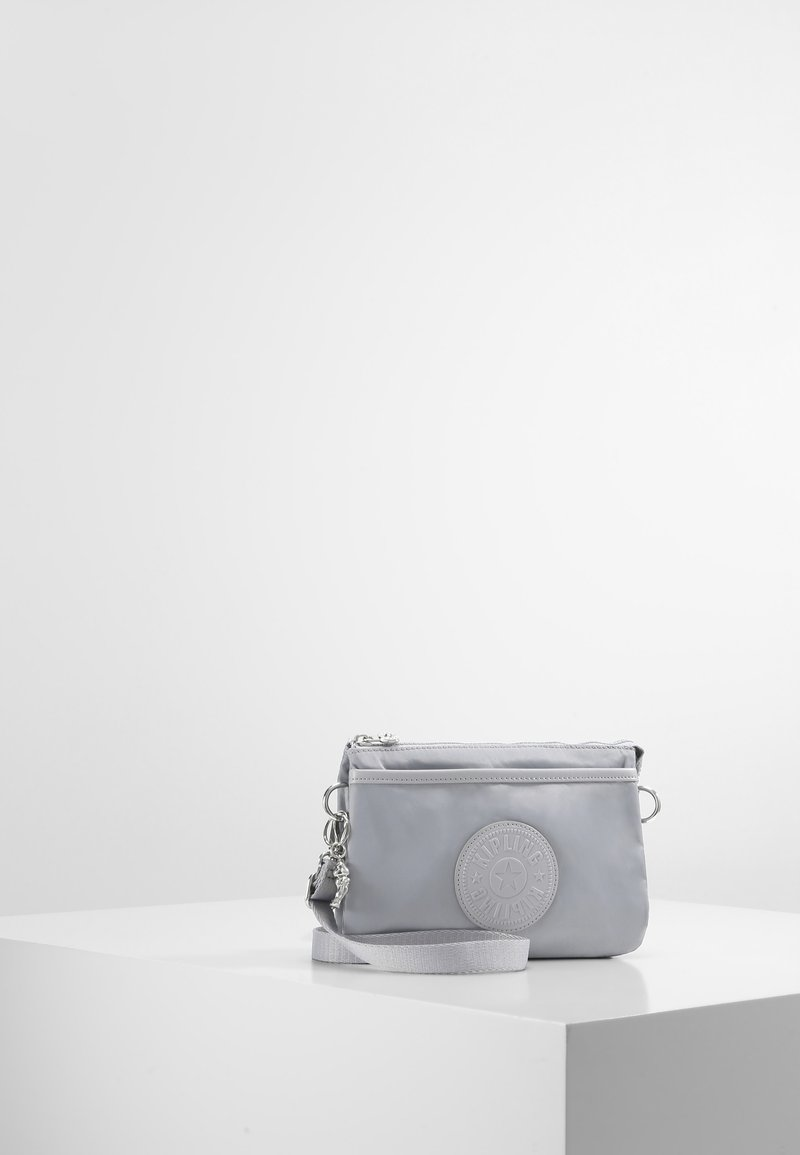 Kipling - RIRI - Across body bag - natural grey