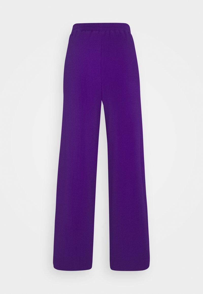 EDITED - LIANA - Trousers - lila