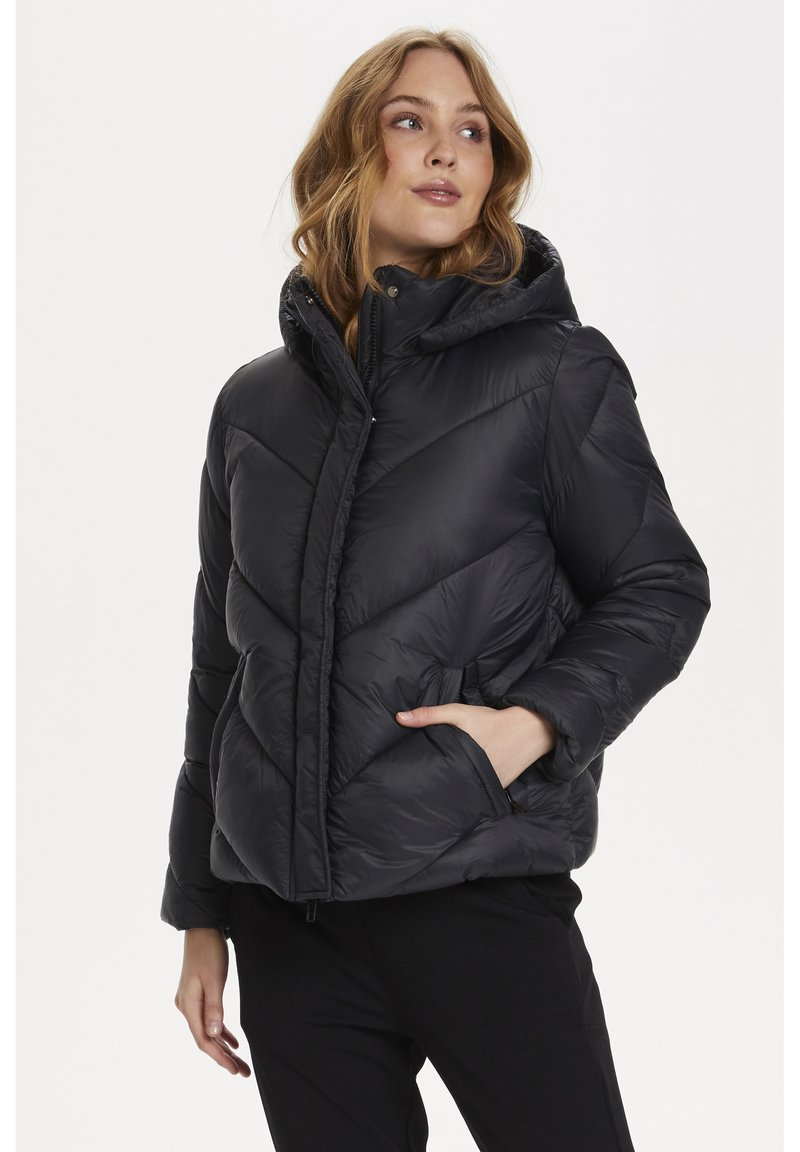 Saint Tropez - CATJASZ - Winter jacket - black