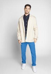 Scotch & Soda - STUART - Chino kalhoty - wave blue - 1