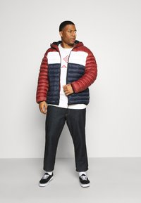 Jack´s Sportswear - PUFFER JACKET - Winter jacket - red - 1